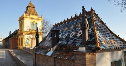 A Zsolnay Kulturális Negyed épületeit bemutató kötet jelent meg