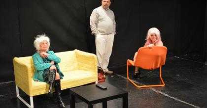 Tájbrék – A Fészek Színház tragikomédiája újra műsoron