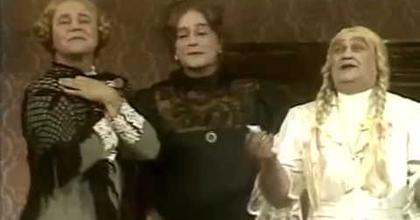 A paródia, ami évekre meghekkelte a Három nővért