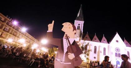 Jön az V. Kaposfest - Fókuszban a klasszikus zene és a színjátszás