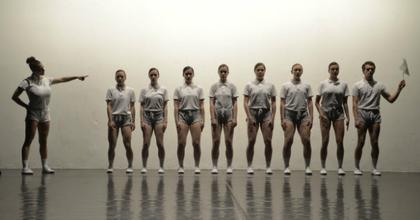 Svájci koreográfus a MU Terminál B estjén