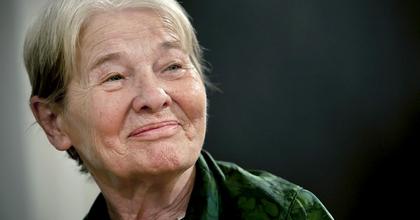 Törőcsik Mari Kölcsey-emlékplakettet kapott