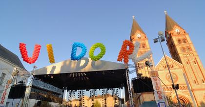 Teljes a VIDOR Fesztivál programja