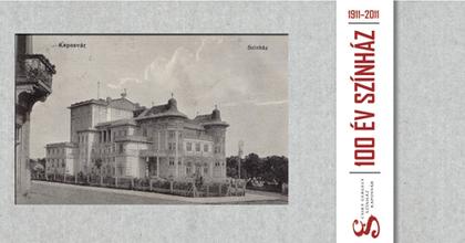 Százéves a kaposvári színház - centenáriumi kiállítás nyílt
