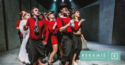 REKAMIÉ fesztivál Szegeden