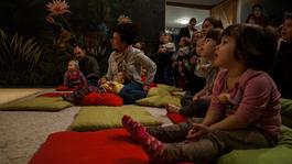 Hengergő – Új csecsemőszínházi bemutató a Kolibri Színházban