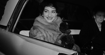 Elárverezik a néhai Maria Callas két limuzinját