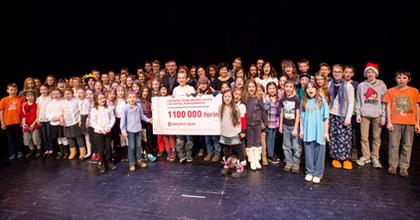 Több, mint 1 millió forintot nyert a Drámapedagógiai Nevelést Segítő Alapítvány