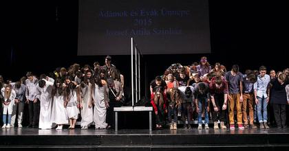Bibliai történetek a József Attila Színházban