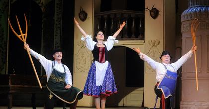 Operettek Debrecenben és Ravennában