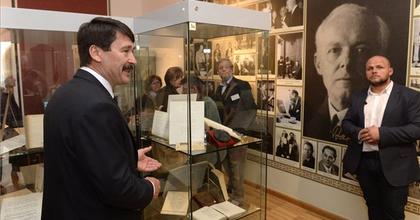 Kiállításokkal tiszteleg Bartók előtt a Zenetudományi Intézet