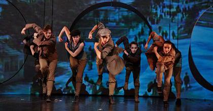 Debrecenben vendégszerepel a Budapest Táncszínház