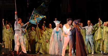 Az Átriumba is beköltözik ősszel az Operettszínház