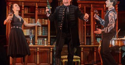 A szőlőbűvész dalra fakadt – gálaműsor az Operettszínházban