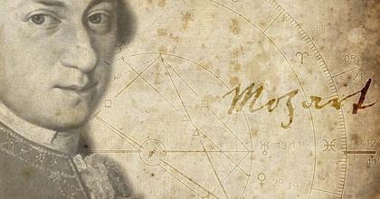 Akár 700 ezer fontért is elkelhet egy Mozart-kézirat Londonban
