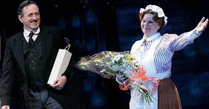 Születésnaposokat ünnepeltek az évadzáró Mary Poppins előadáson