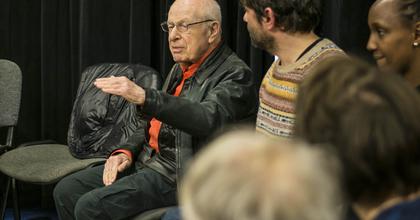 """Peter Brook a Színműn """"rendezett"""""""