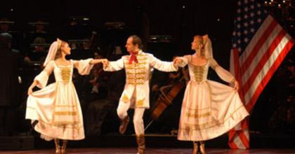 A Budapesti Operettszínház Chicagóban