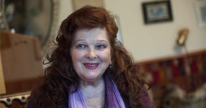 """""""Tele vagyok tervekkel"""" - Tiboldi Mária 75 éves"""