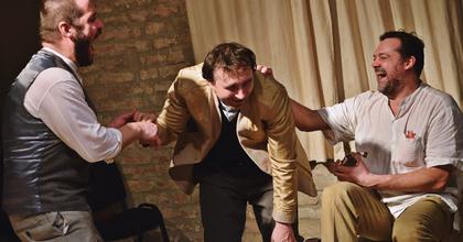 Csehov-történetekből szőtt férfimese a Nőről