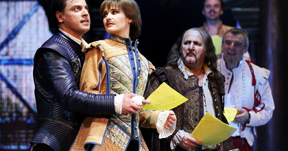 A nap fotója – a szerelmes Shakespeare-ről