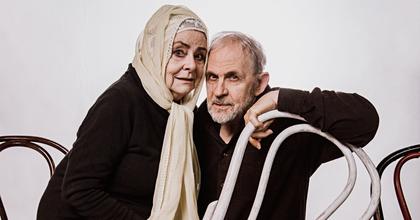 Béres Ilona és Fodor Tamás együtt játszik a Magyar Színházban