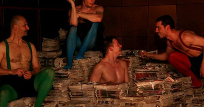 Übü király - Maladype Színház