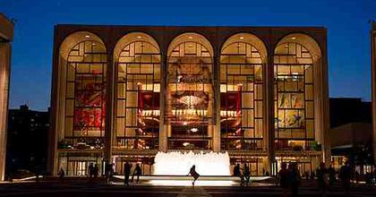 Szponzori nevet kaphat a New York-i Metropolitan Opera