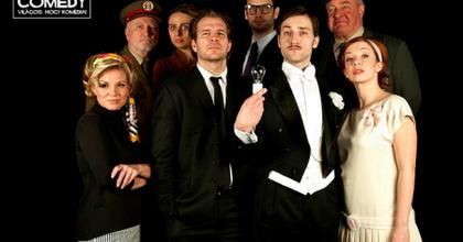 Black Comedy - Centrál Színház / Keszthelyi Nyári Játékok