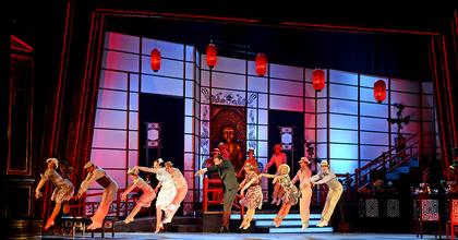 Viktória a színpadról – Próbabeszámoló az Operettből