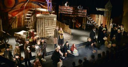 Öt színházi produkció a Veszprémi Tavaszi Fesztiválon