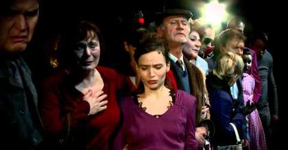 Komédia készül nyolc temetésben a Vígben - Videóval