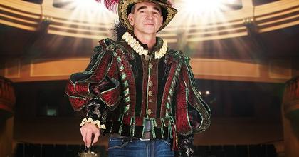 Kean, a színész a Tháliában - Villáminterjú