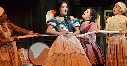 Visszatért az Operettszínházba az Elfújta a szél
