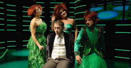 TV-musicallel indul az évad Kolozsváron