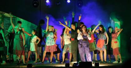A játék újra él - Abba-dalok Esztergomban
