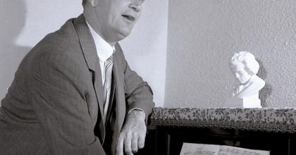 Simándy Józsefről nyílik kiállítás a Színészmúzeumban