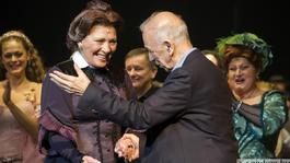Bencze Ilonát ünnepelte a Madách Színház