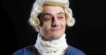 """""""Az irigység kicsit olyan, mint a szerelem"""" - Keresztes Tamás az Amadeusról"""