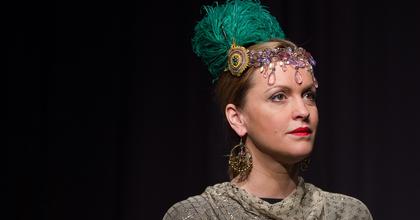 Mata Hari operája a Spinozában