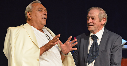 Életműdíjat kapott Jordán Tamás a VIDOR Fesztiválon