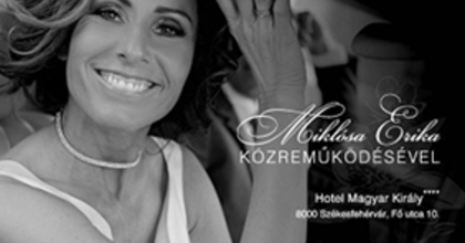 Jótékonysági est Miklósa Erikával Székesfehérváron