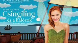 Folytatódik Csingiling története a Turay Ida Színházban
