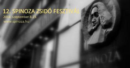 Megvan a Spinoza Zsidó Fesztivál programja