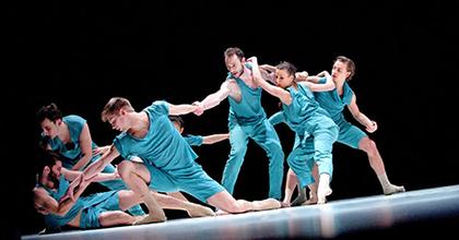 H-arcok - Két egyfelvonásost mutatott be a Pécsi Balett