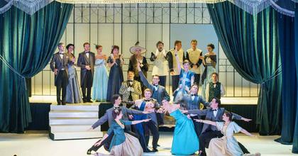 Rendkívüli  Csárdáskirálynő előadás a Marosvásárhelyi Nemzeti Színházban