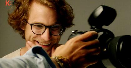 Így fotózkodtak a budapesti Katona színészei – Videó