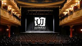 Díjeső és rekordot döntő látogatottság az Újszínházban