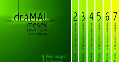 dráMAI mesék – Könyvsorozatot ad ki a győri bábszínház