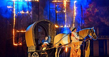 Szulákkal, Pellerrel és az Elfújta a széllel zárja az évet az Operettszínház